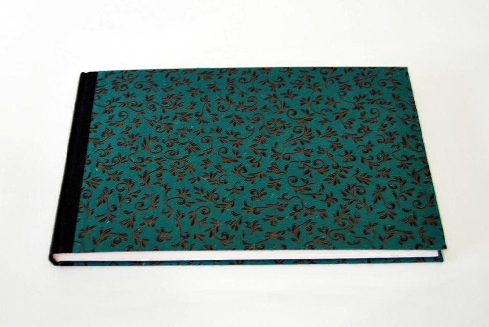 cuaderno encuadernacion artesanal
