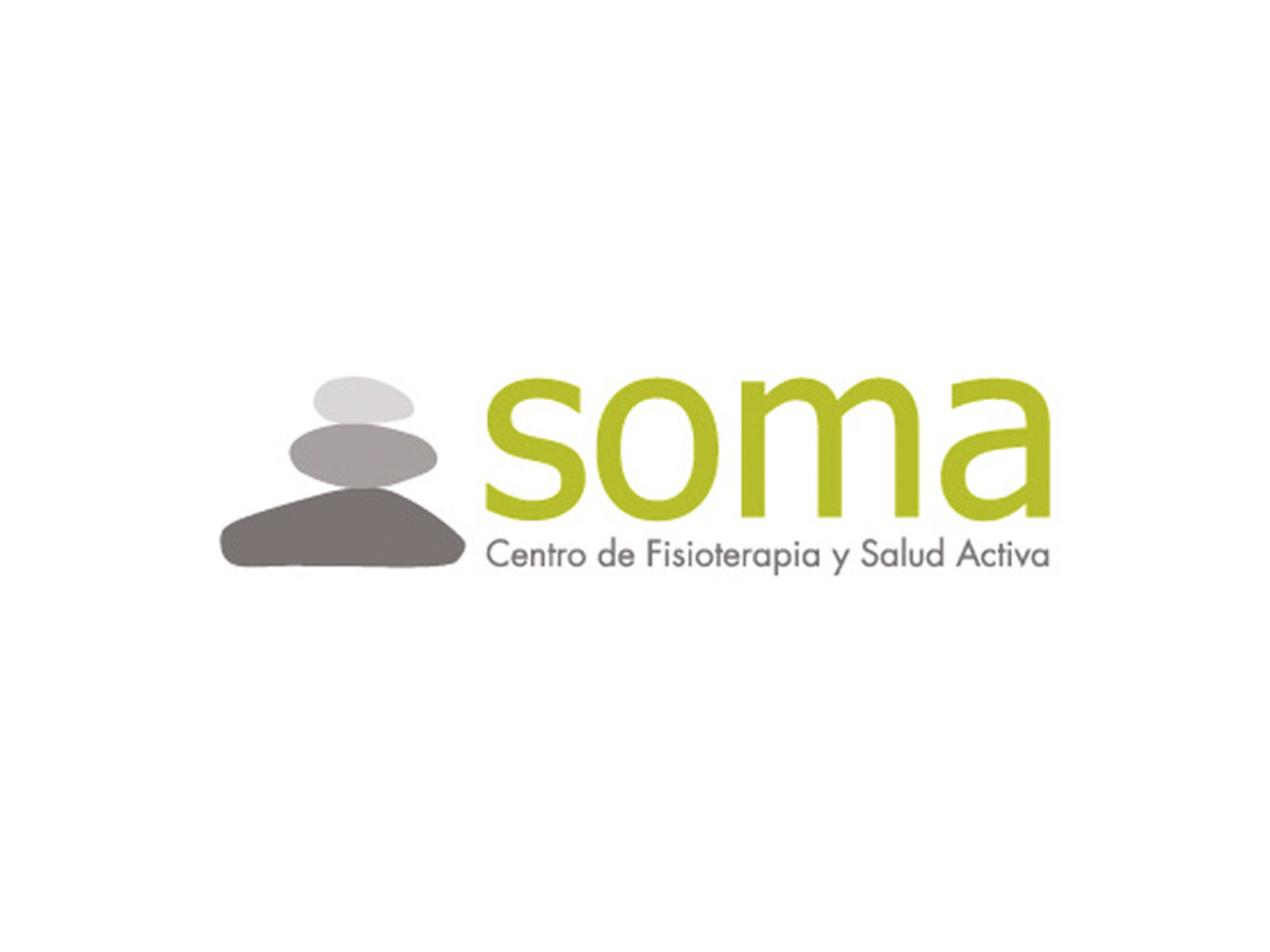 Logotipo Soma Centro de Fisioterapia Huesca