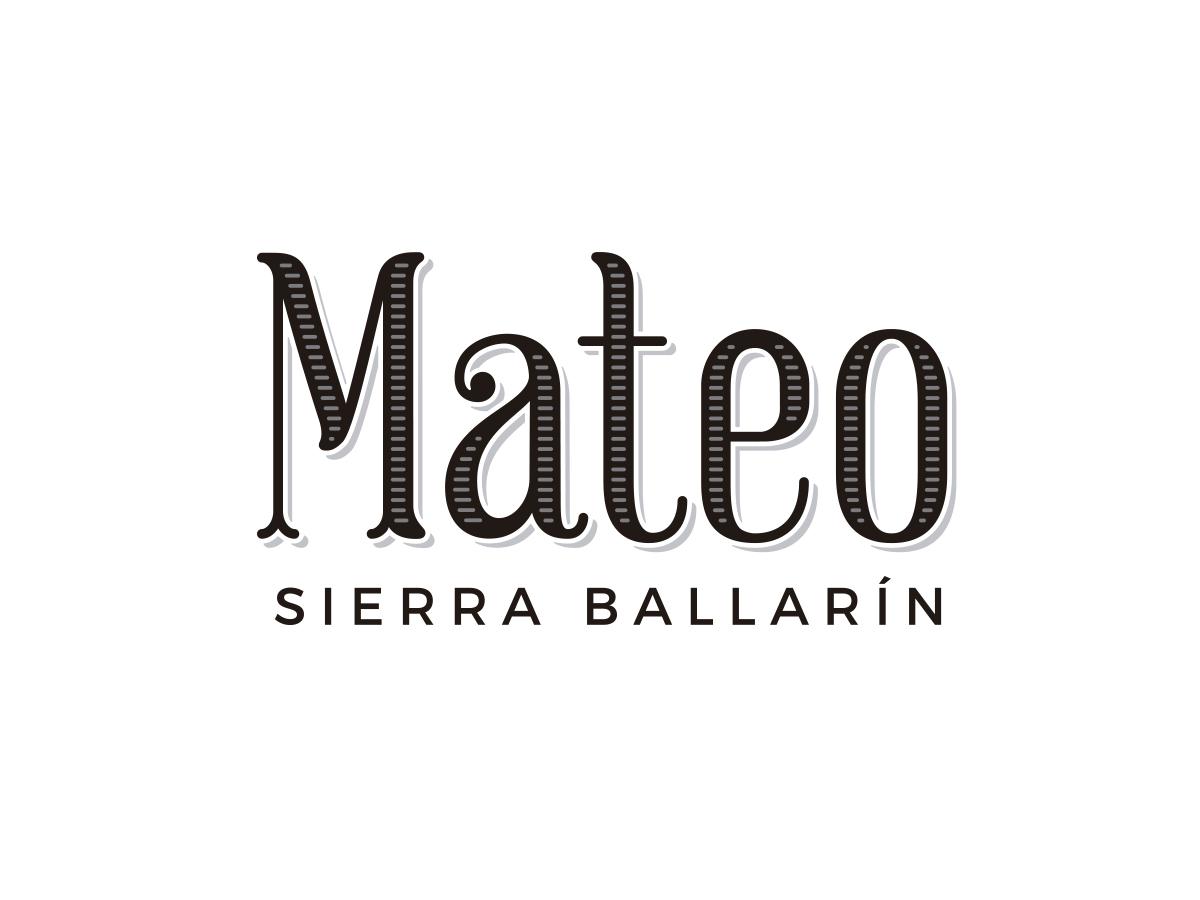 Branding Mateo Sierra MasterChef