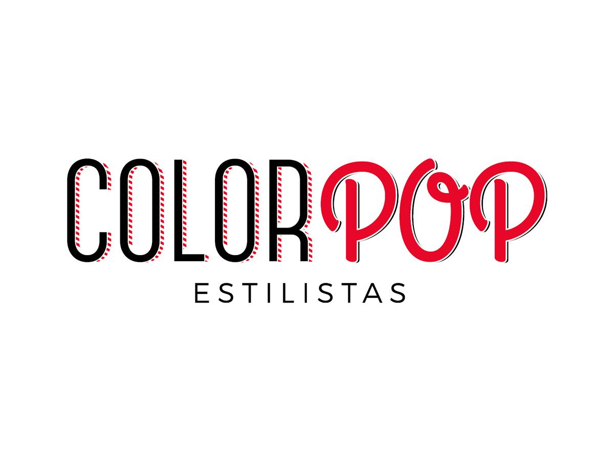 Branding ColorPop Estilistas en Huesca