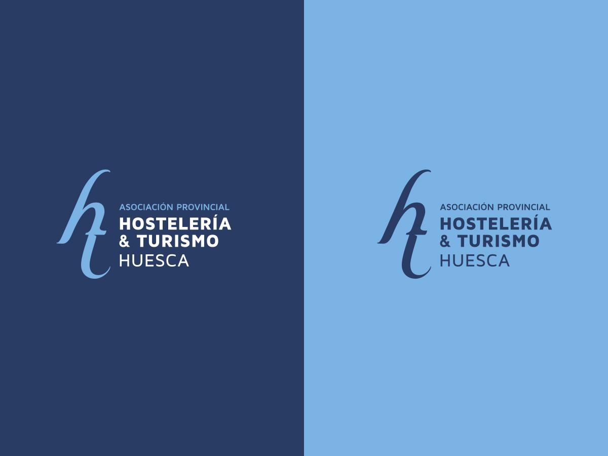 Branding Asociacion Hosteleria y Turismo Huesca