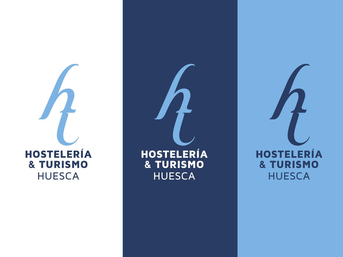 Logo Asociacion Hosteleria y Turismo Huesca
