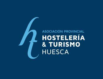 Diseño Logotipo Asociacion Hosteleria y Turismo de Huesca