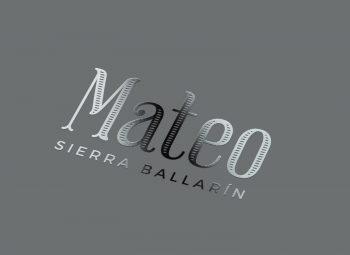 logotipo mateo sierra chef