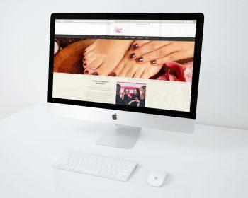 Diseño Web Laysa Centro Estético Huesca