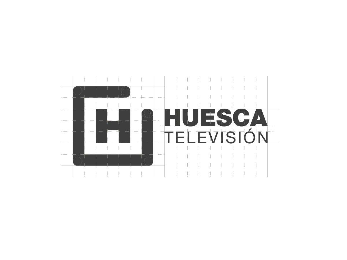 Construccion marca Huesca Television