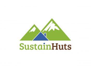 Logotipo Proyecto SustainHuts Fundacion Hidrogeno de Aragon