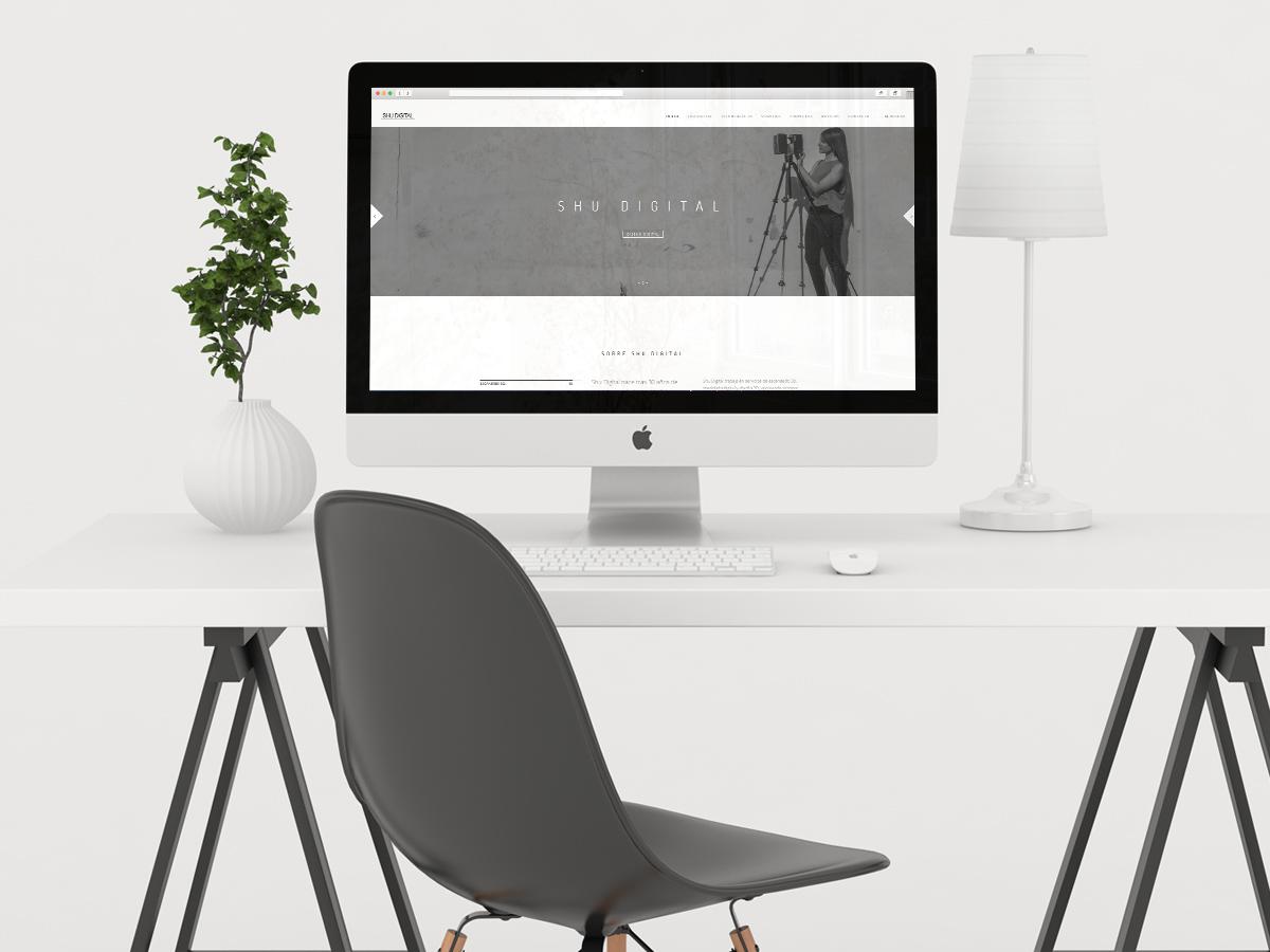 Web Design Shu Digital Huesca