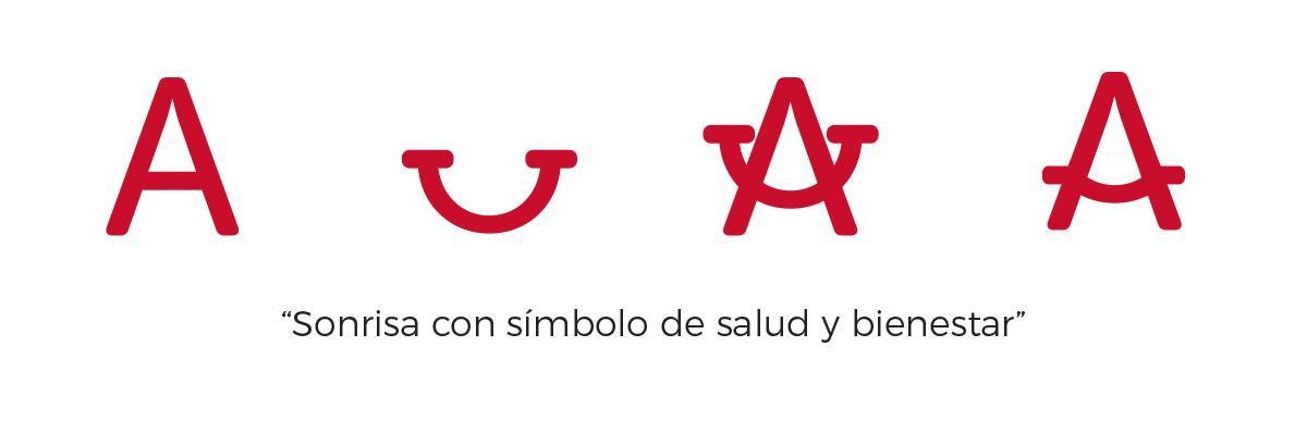 Construccion Logotipo Alins Clinica Dental