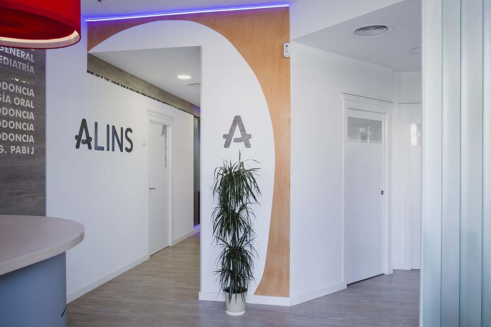 fotografia corporativa Alins Clinica Dental