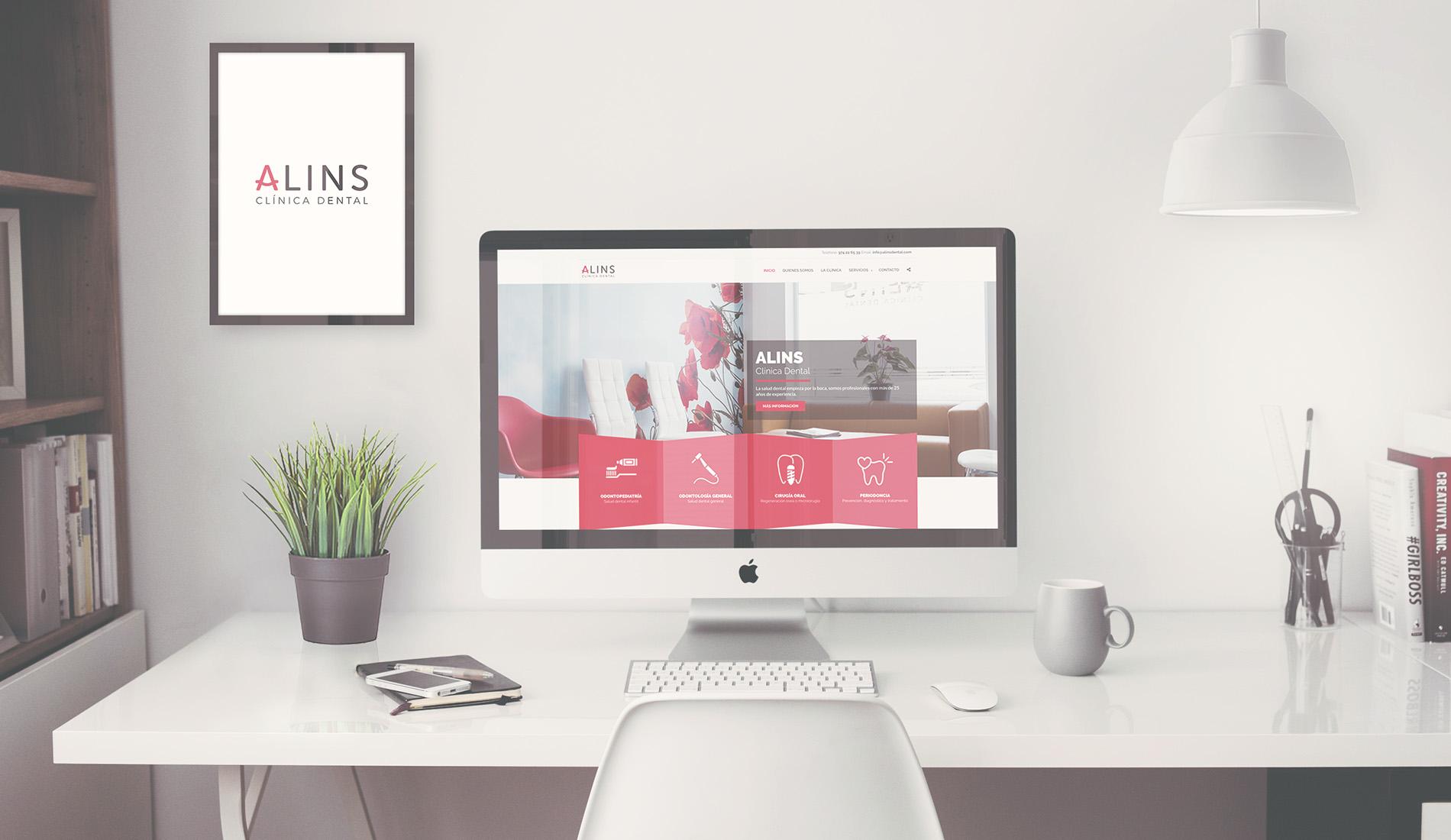 paginas web corporativas en Huesca