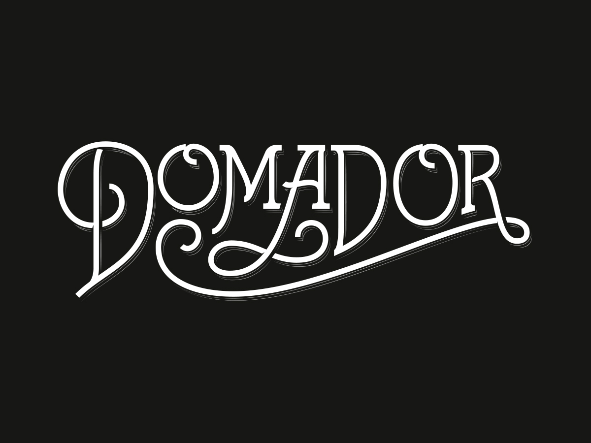 logotipo Domador disco Ser Accidente