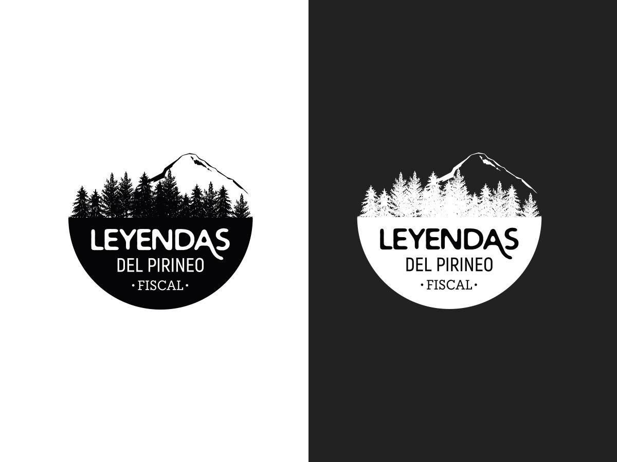 Logotipo Leyendas del Pirineo en Fiscal